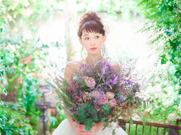 Brume Blanc2周年キャンペーン!1月にご成約をされたお客様には2万円OFFチケット、又は生花のウェディングブーケをプレゼント!