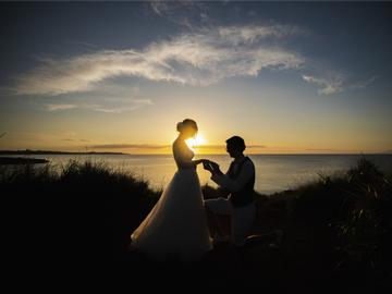 結婚式を控えている方必見!お写真・映像・ウェルカムボードなどが揃った応援プランが人気急上昇中!もちろん、結婚式が未定な方でもお得なプランです!