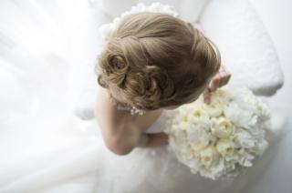 ショートヘアーの花嫁必見!ショートヘアに似合うオススメ髪型10選