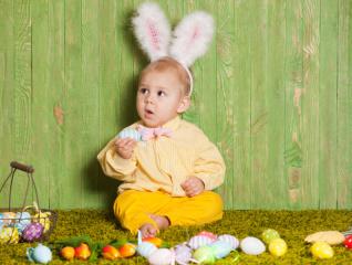 たくさんの愛情と少しの工夫で、赤ちゃんの写真を可愛く残そう!
