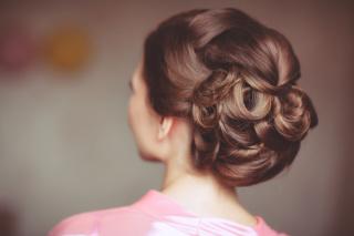 結婚式のお呼ばれ髪型(ロング編)