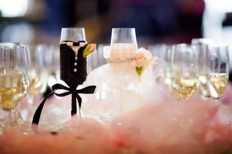 結婚式 乾杯 挨拶 上司