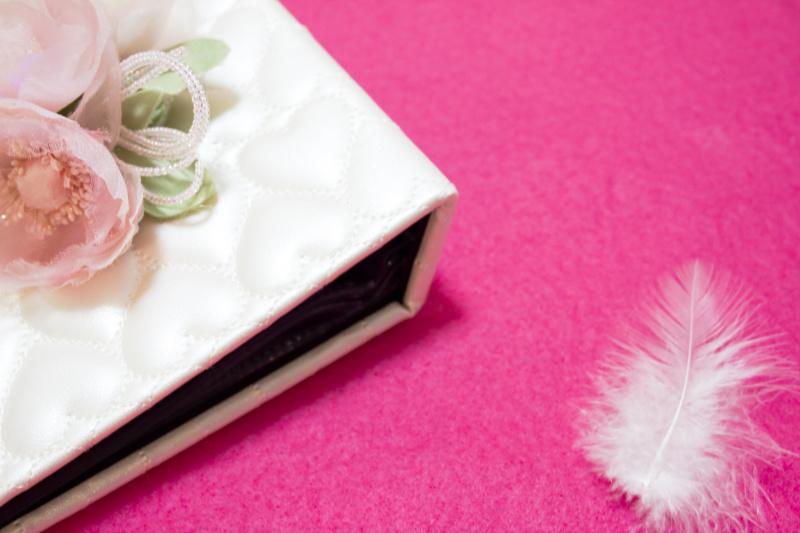 結婚式の写真を素敵に残せる可愛いアルバム5選