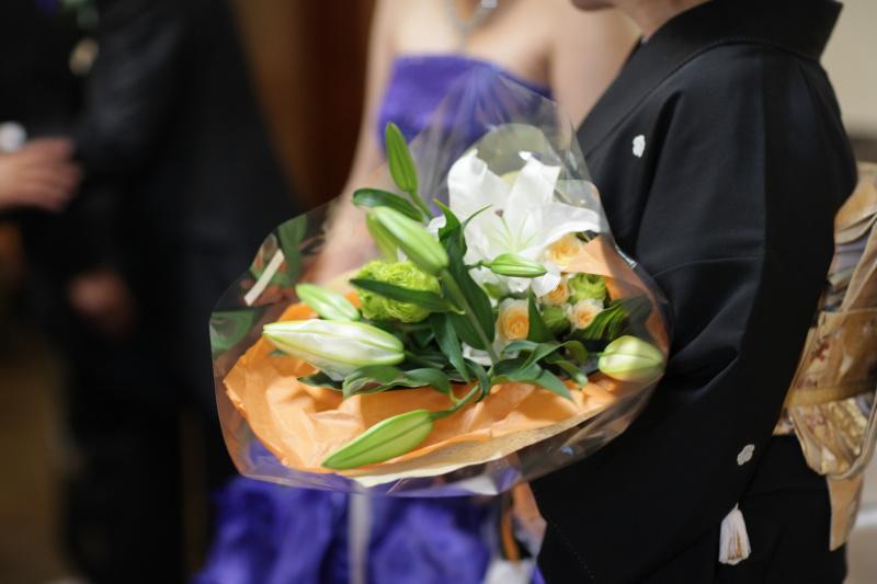 結婚式で両親が喜ぶサプライズプレゼント