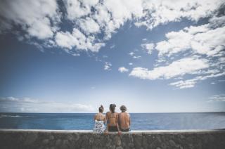 家族で沖縄へ!旅行ついでに「ウエディングファミリーフォト」