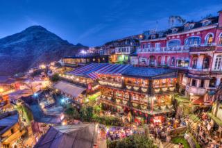 思いっきりロマンチックなウエディングフォトを撮るなら@台湾もあり?