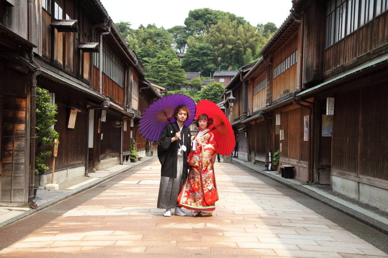日本各地の名所でフォトウェディング!ふるさと和婚の魅力とは?【PR】