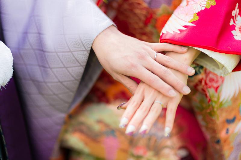 和装の花嫁におすすめする髪型10style