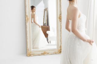 芸能人プロデュースのウエディングドレスが着たい!