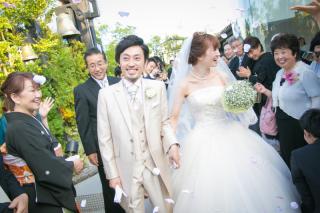 『MISAKI指名』結婚式当日スナップ撮影 エンゲージ付き