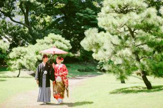 197750_東京_緑まぶしい ロケーションフォト