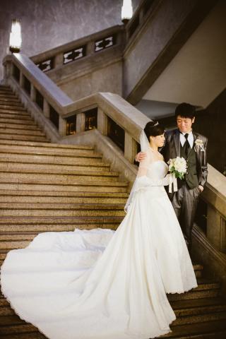 34478_東京_重厚感ある洋館でクラシカルに大人っぽく「洋館プラン」