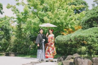 199392_東京_緑まぶしい ロケーションフォト