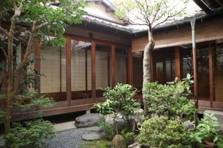 15124_京都_京都町家内観、外観