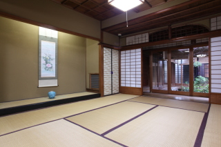 15117_京都_京都町家内観、外観