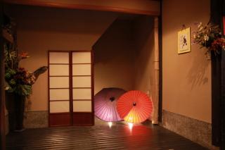 15130_京都_京都町家内観、外観