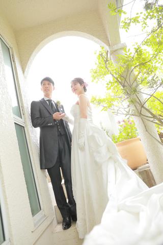 368886_神奈川_Garden Photo(洋装)