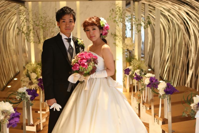 小さな結婚式 京都祇園チャペル