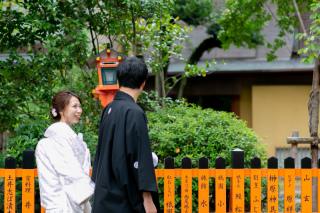351725_京都_店舗の目の前、祇園白川ロケーション