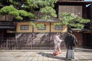 353074_京都_店舗の目の前、祇園白川ロケーション