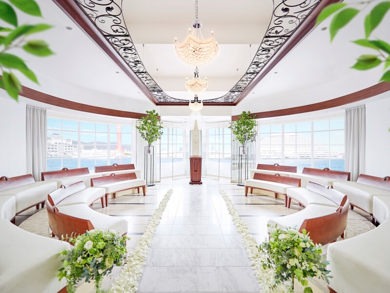 小さな結婚式 神戸モザイク店_トップ画像4
