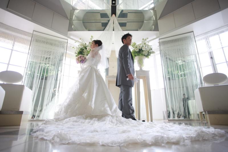 小さな結婚式 神戸モザイクチャペル