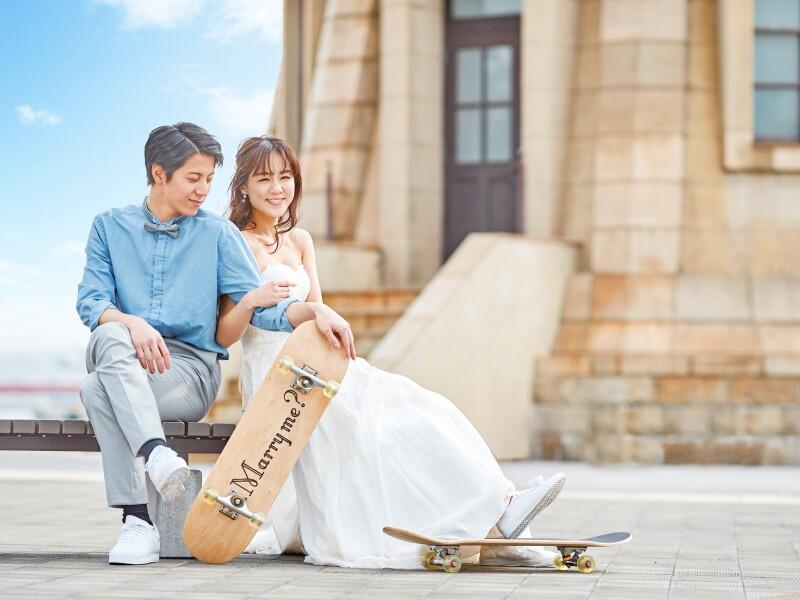 小さな結婚式 神戸モザイク店_トップ画像1