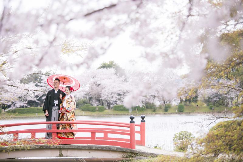 ワタベウェディング 京都本店ロケーションフォト専門店