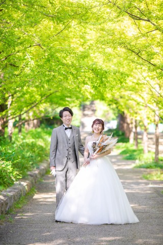396368_兵庫_季節の花・公園(洋装)