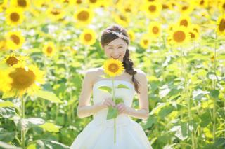 223007_兵庫_季節の花・公園(洋装)