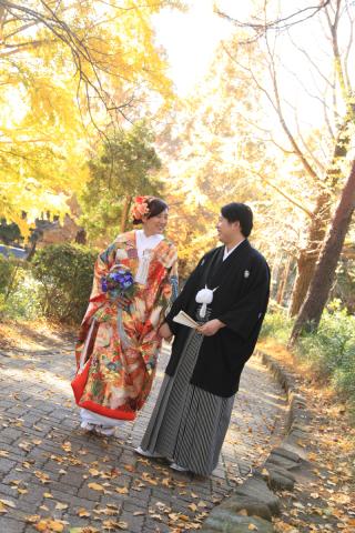83507_埼玉_ロケーションフォト 紅葉フォト(大宮公園)