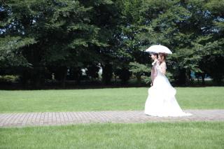 30774_埼玉_ロケーションフォト 公園洋装