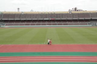 83233_埼玉_ロケーションフォト 思い出の土地(駒場スタジアム)