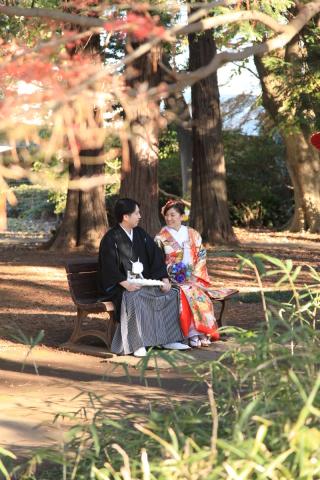 83497_埼玉_ロケーションフォト 紅葉フォト(大宮公園)