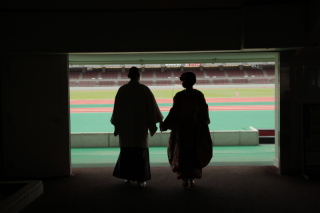 82320_埼玉_ロケーションフォト 思い出の土地(駒場スタジアム)
