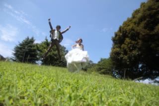 1609_埼玉_ロケーションフォト 公園洋装