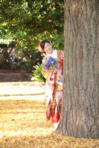 83501_埼玉_ロケーションフォト 紅葉フォト(大宮公園)