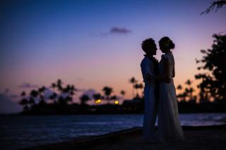 18590_ハワイ/グアム/サイパン_結婚式当日(2) ハワイ