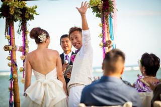 18588_ハワイ/グアム/サイパン_結婚式当日(2) ハワイ