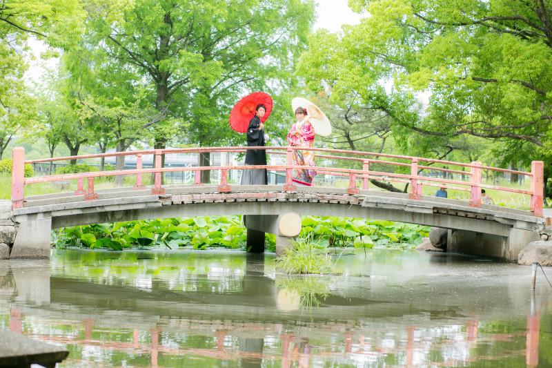 阿部写真館 大阪本町 靭公園前_トップ画像3