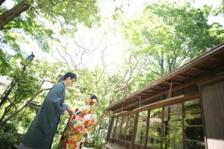 196700_東京_庭園フォト 夏
