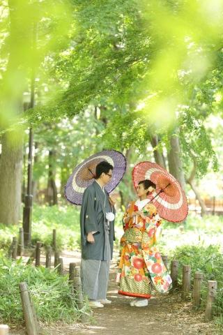 196697_東京_庭園フォト 夏