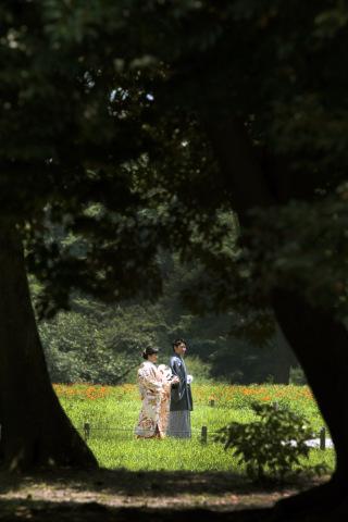 196689_東京_庭園フォト 夏