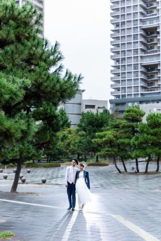 251029_東京_ロケーションフォト☆東京駅~お台場海浜公園
