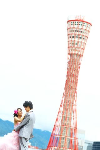 22942_兵庫_洋装ロケーション(ドレス・神戸ベイエリア)