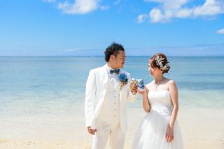 245377_沖縄_青い空・青い海のビーチフォト3