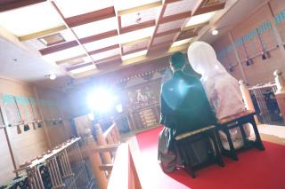 285969_東京_館内ロケーション(神殿)
