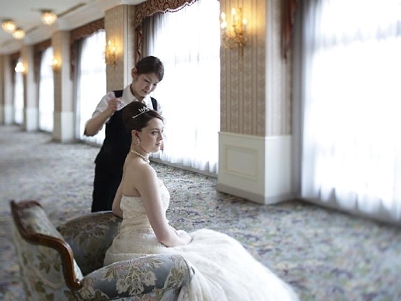 江陽グランドホテル 写真スタジオ