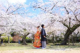 265217_岡山_梅・桜和装ロケーション