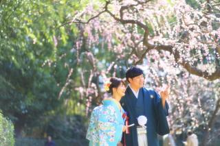 273296_岡山_梅・桜和装ロケーション